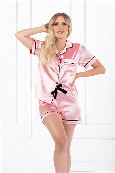 Apakšveļas komplekts Vintage Style Pink